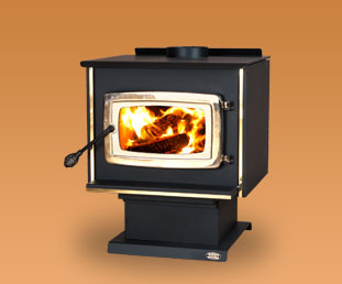 Model 1600 Wood Stove K1600-GD
