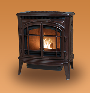Model Previa Cast Iron Pellet Stove PRVS-MB