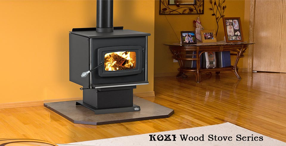 Kozi Wood Stove