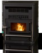 Kozi Shop Heater Pellet Stove