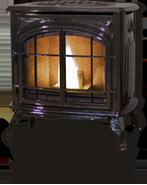 Previa Cast Iron Pellet Stove