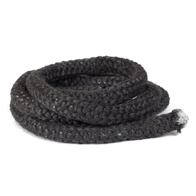 Rope Gasket for the Black Metal Model 100 XL and KSH Door
