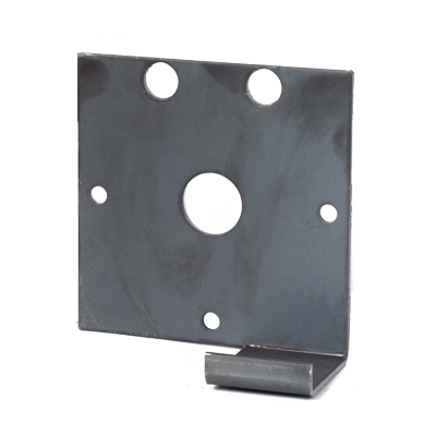 Auger Metal Plate